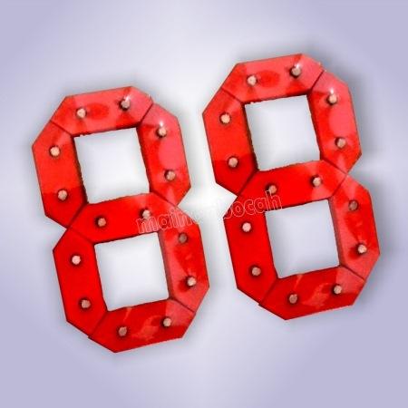 puzzle angka digital duoble