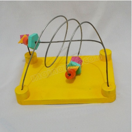 wire game 2 jalur