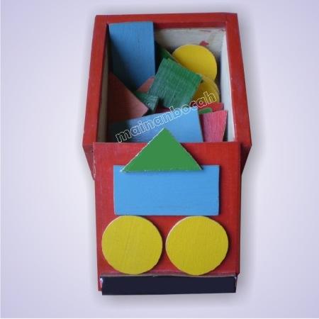 mainan edukatif kotak mozaik